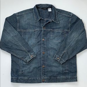 Sean John Jean Jacket Size 2XL